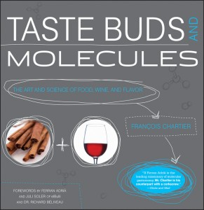 Taste Buds and Molecules Cover