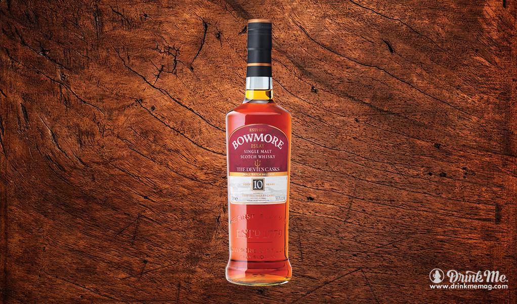 Bowmore Drink Me