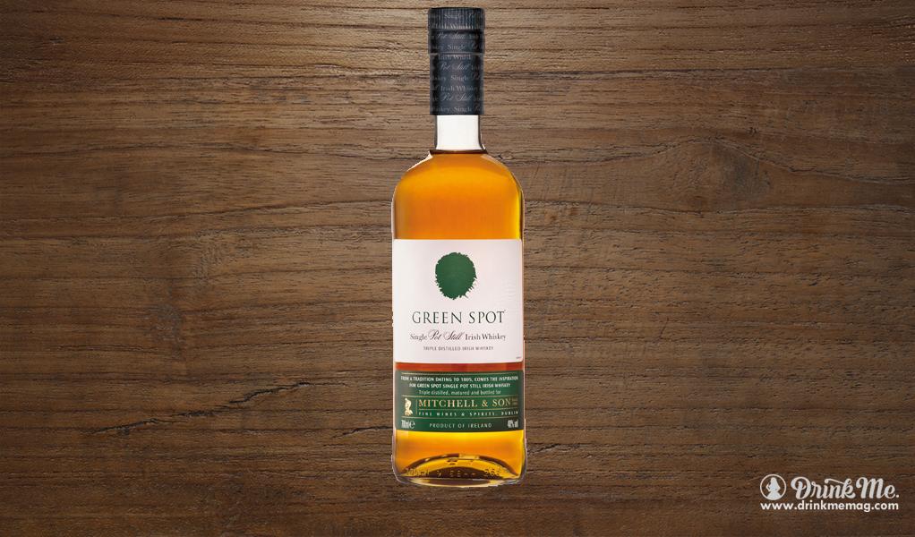 Green Spot Whiskey Drink Me