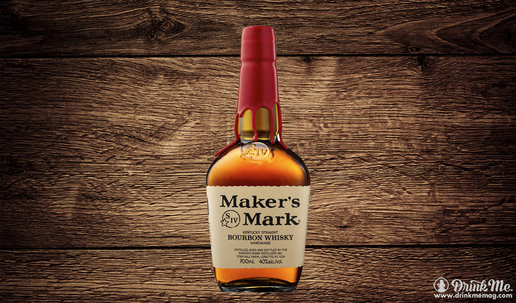 Drink Me Magazine Makers Mark