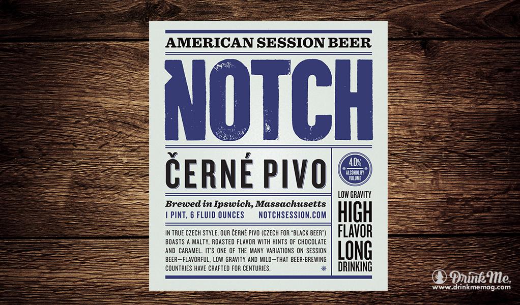 Notch Cerne Pivo Drink Me Mag