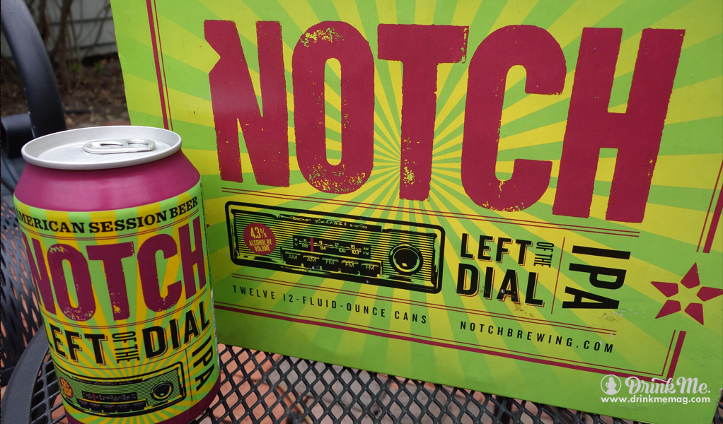 Notch Left Dial IPA Drink Me