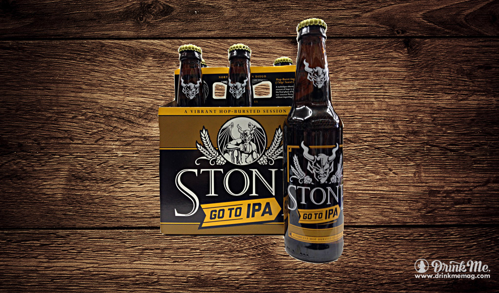 Stone Go To IPA Drink Me