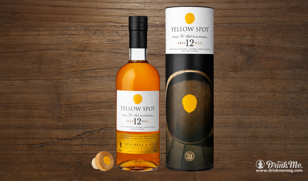 Yellow Spot Whiskey Drink Me
