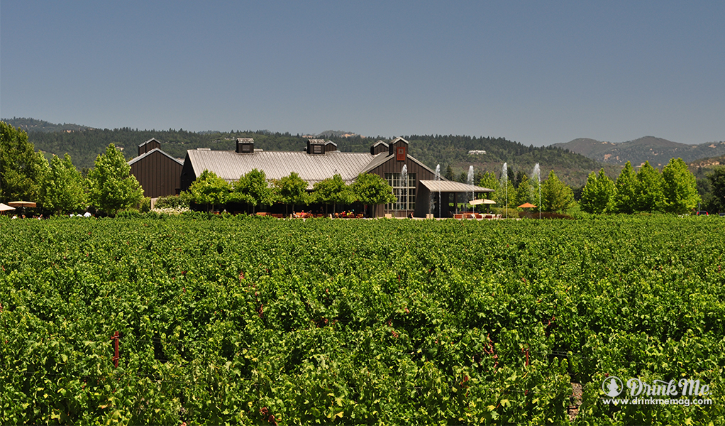 Alpha Omega Rutherford Wineries