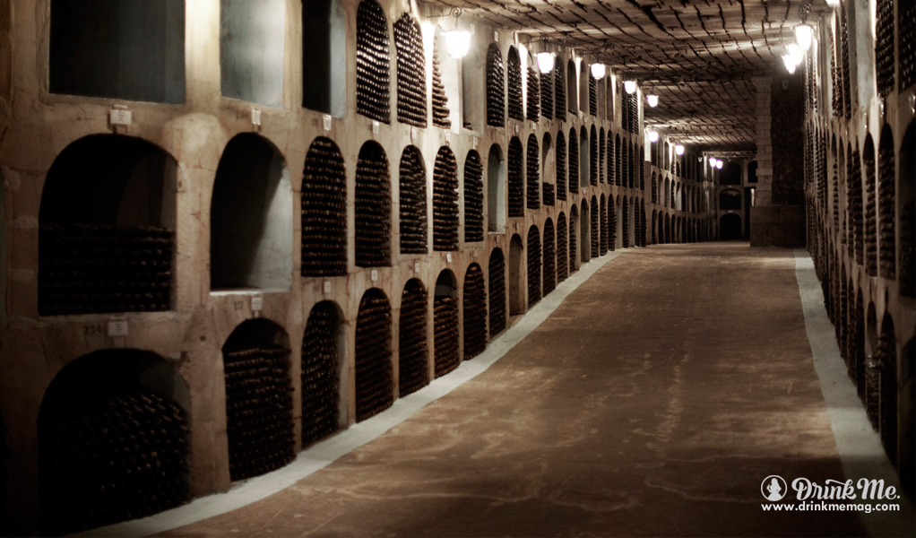 Biggest Wine Cellar In The World Drink Me