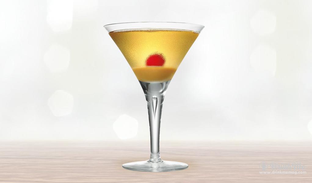 Apple Ginger Martini Drink Me
