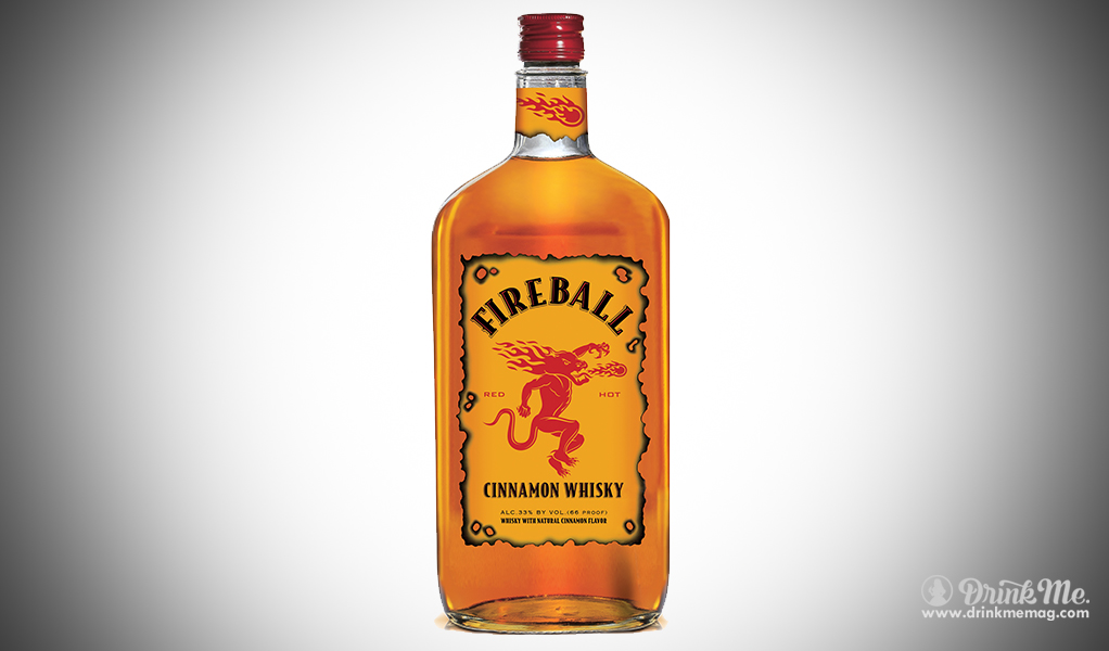 Fireball Drinks Alcohol Content
