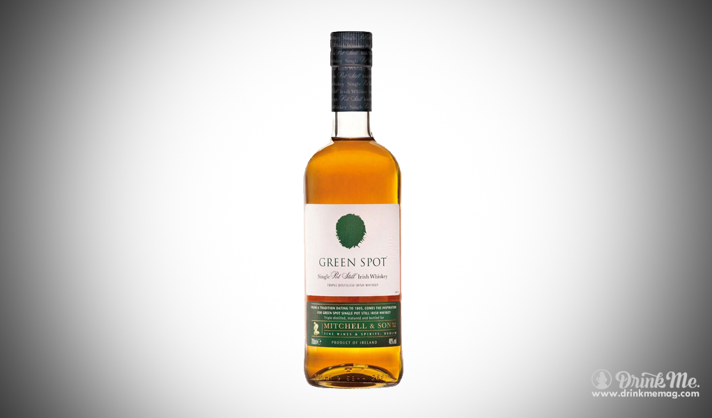 Greenspot Drink Me Magazine Best Irish Whiskies