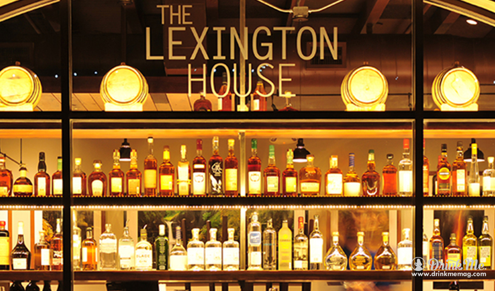 Lexington House Drink Me