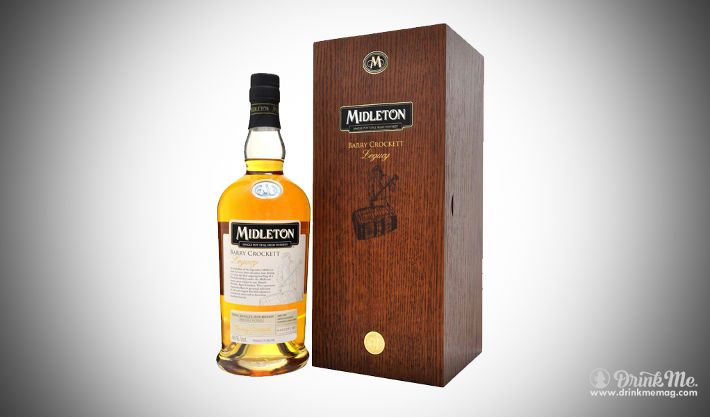 MIdleton Drink Me Magazine Best Irish Whiskies