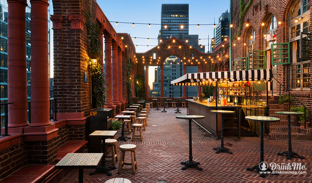 The 8 best rooftop bars in nyc drink me for 20 river terrace ny