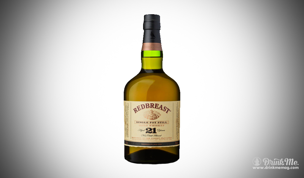 Redbreast Drink Me Magazine Best Irish Whiskies