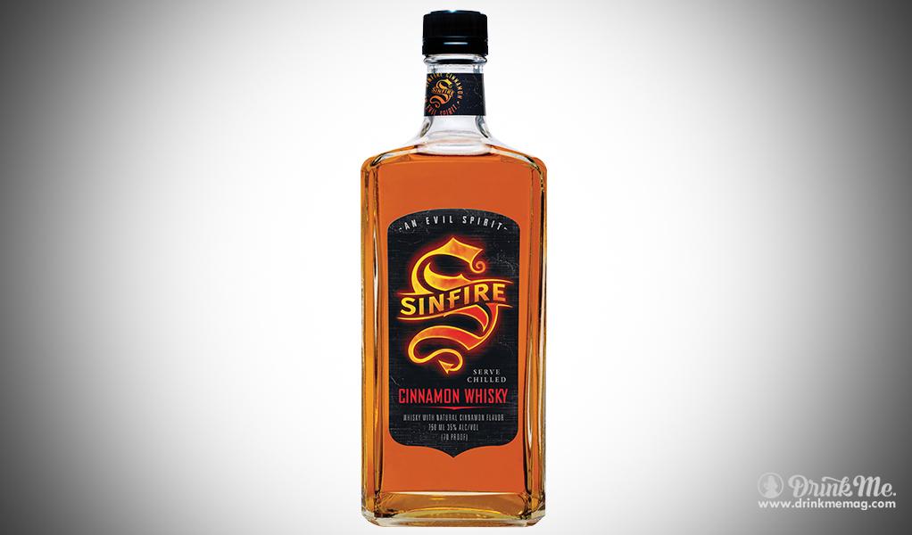 Sinfire Whiskey