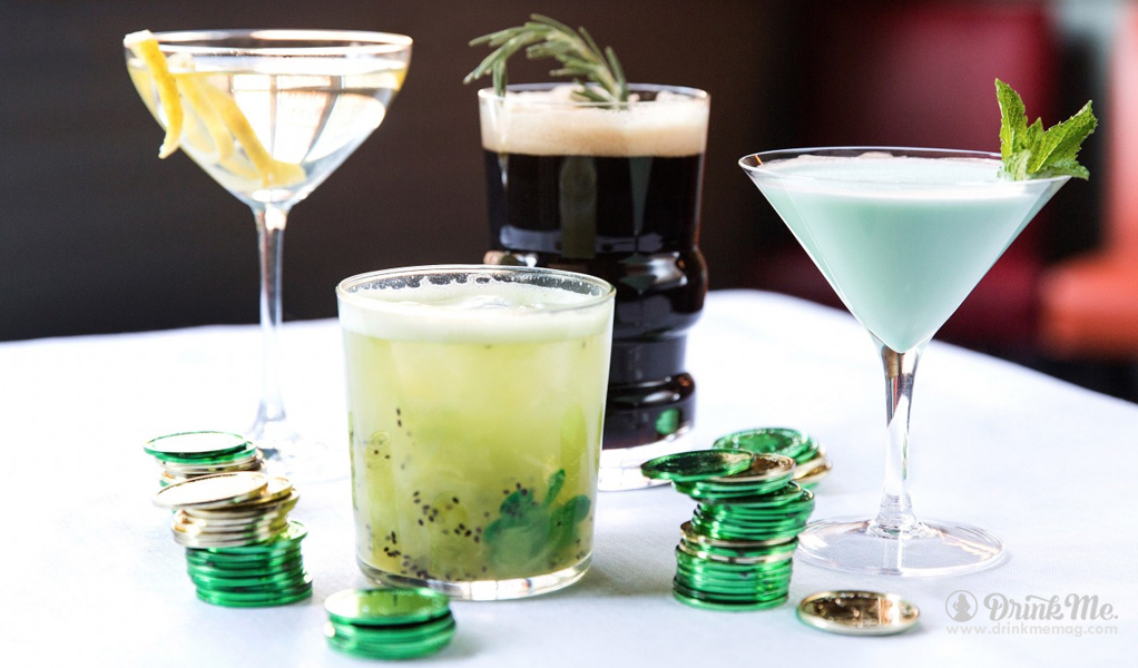 St Patricks Day Shooters