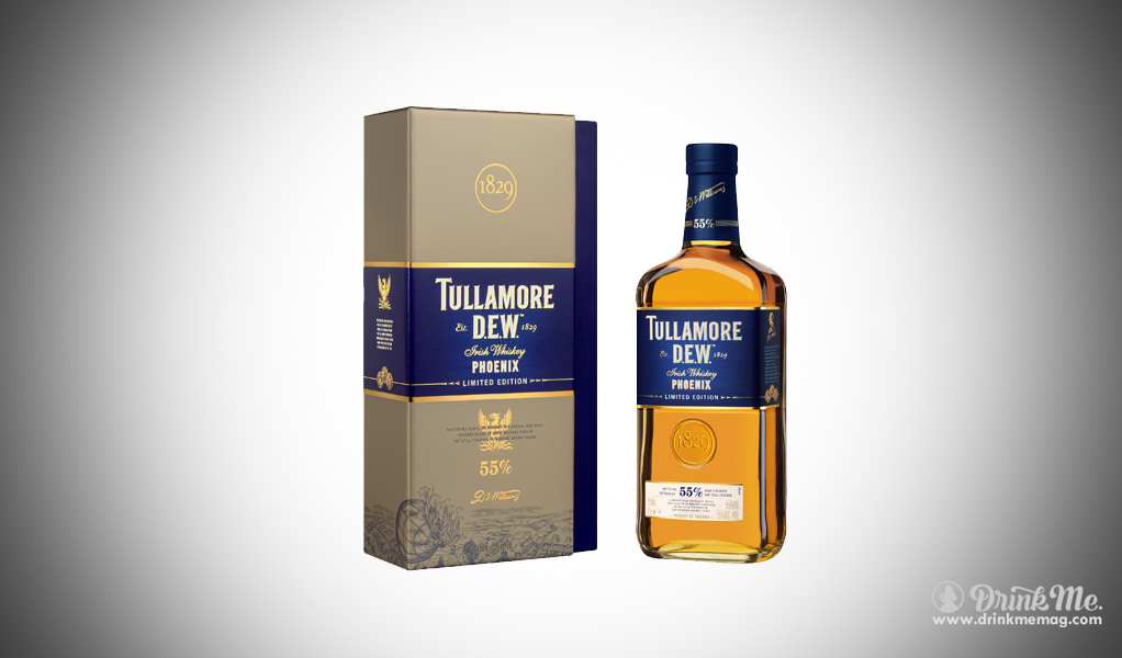 Tullamore Pheonix Drink Me Magazine Best Irish Whiskies