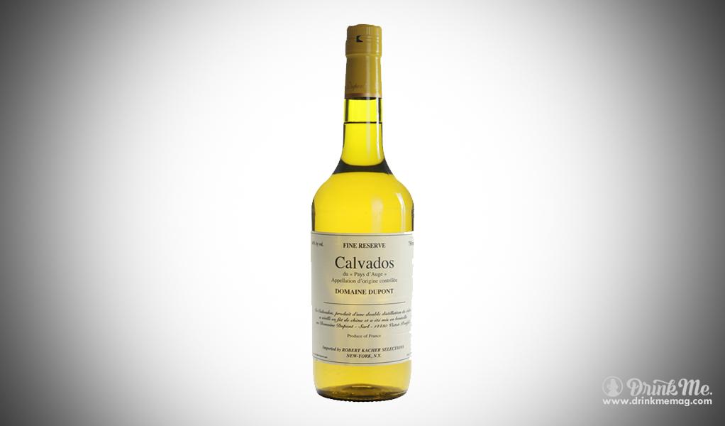 Domaine Dupont Calvados Drink Me