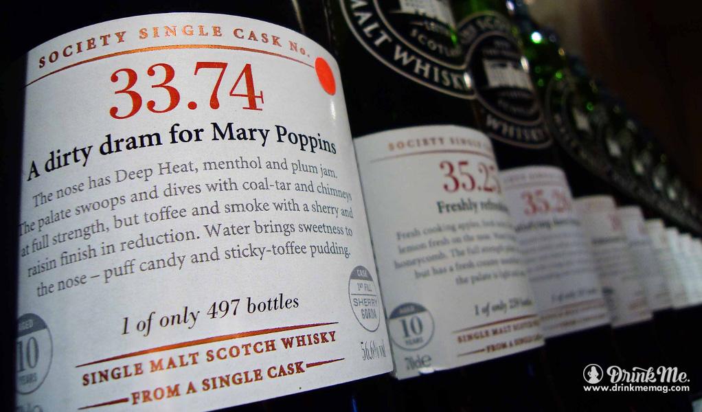 SMWS London Whisky bArs
