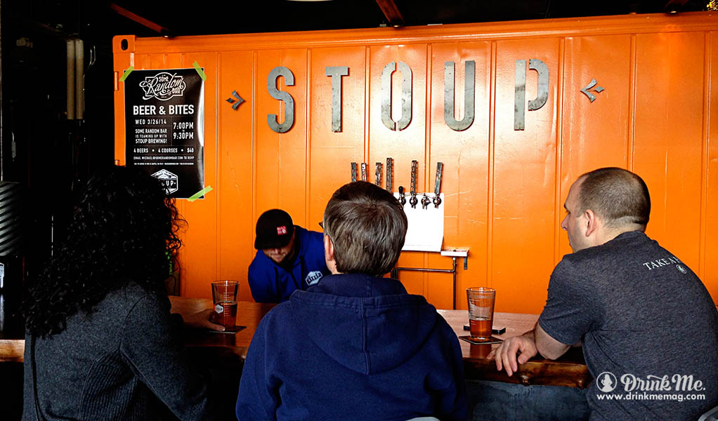 Stoup Beer Craft Beer Seattle Drink Me