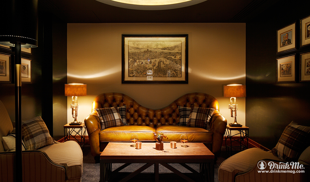 Blue Boar Private Drinking Room