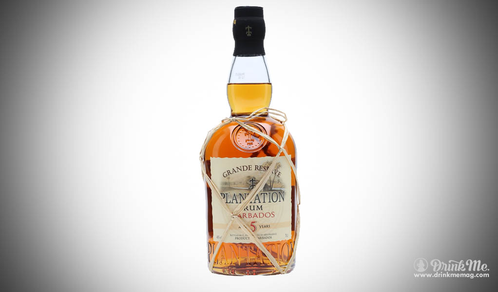 Classic And Vintage Combined: Plantation Rum - Drink Me