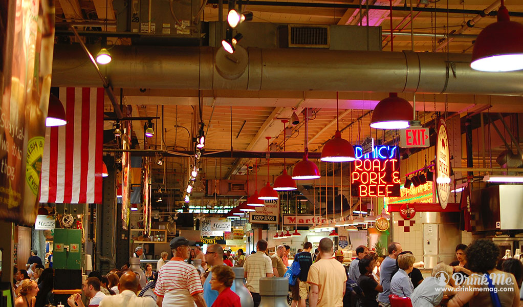 Reading Terminal Market Philadelphia