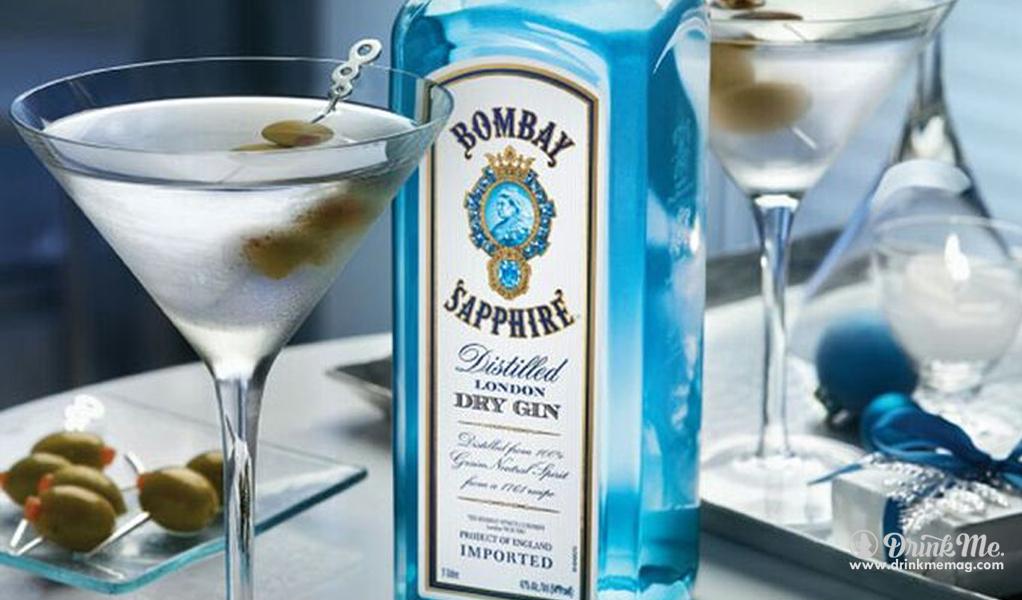 Sapphire Ultimate Martini