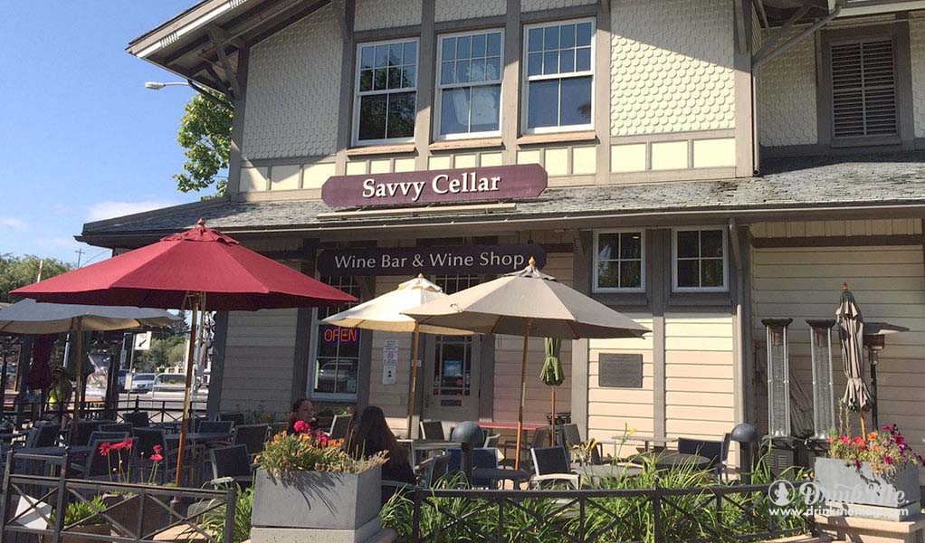Savvy Cellar Silicon Valley Drink Me