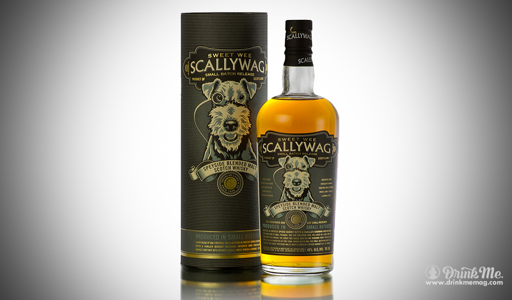 ScallyWag Drink Me