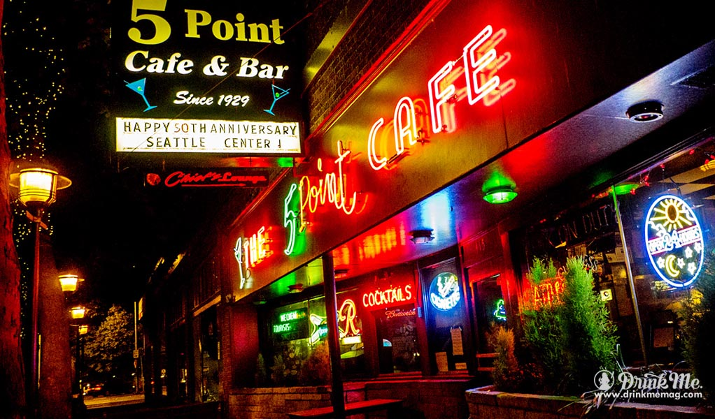 5 POint The Hippest Bars In Seattle Drink Me