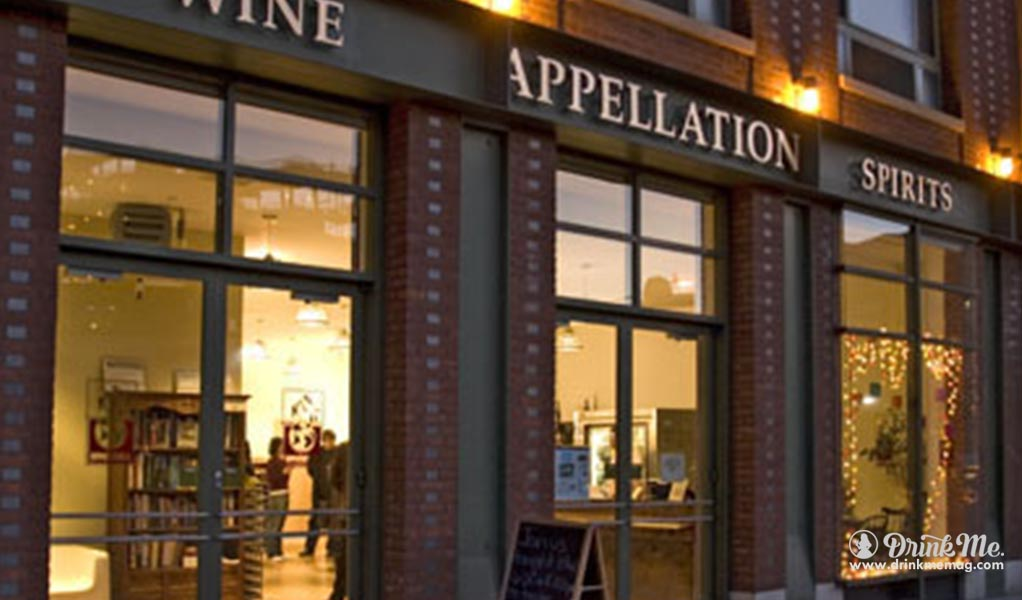 Appellation Chelsea New York City Drink Me