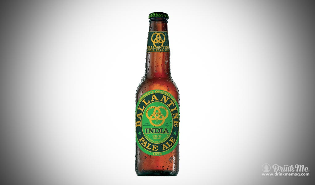 Ballantine IPA Best Beers To Drink In The Summer Drink Me
