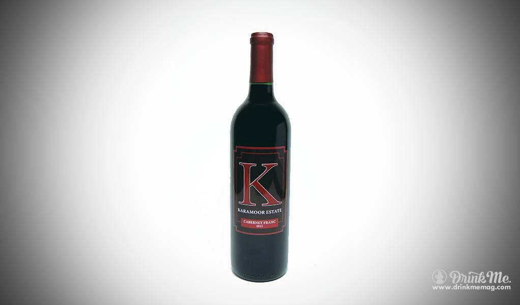 Cabernet Franc Karamoor Estate Drink Me