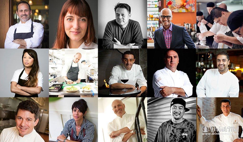 Chef Collage BITE Silicon Valley