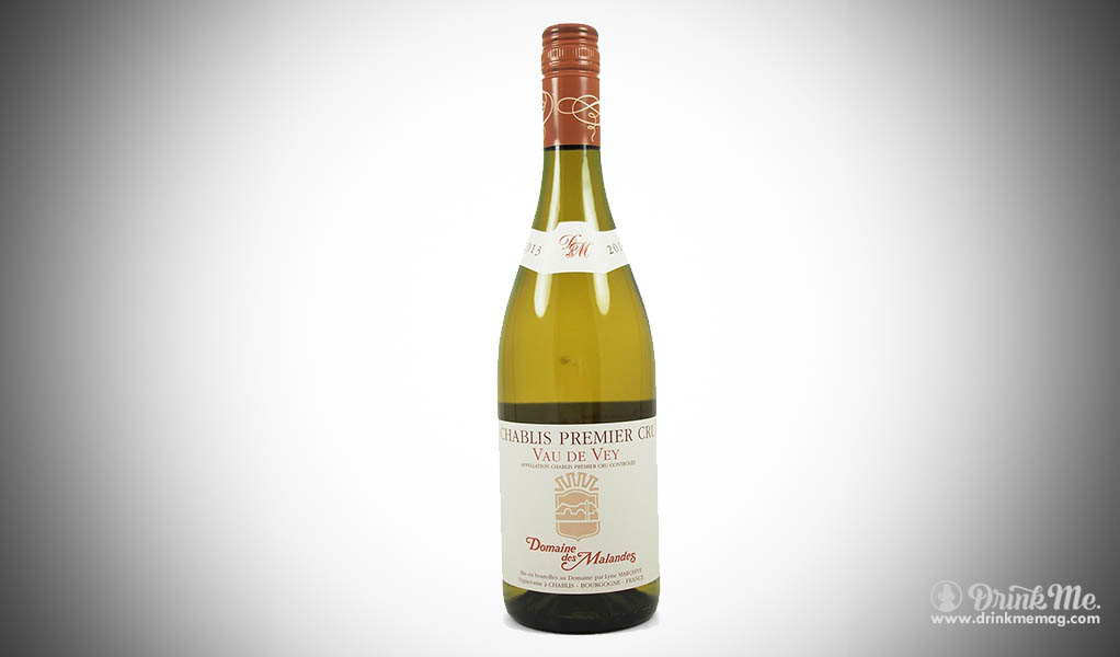 Domaine des Malandes Vau de Vey Chablis 1er Cru 2013 Best White Wines For The sUmmer In The UK Drink Me