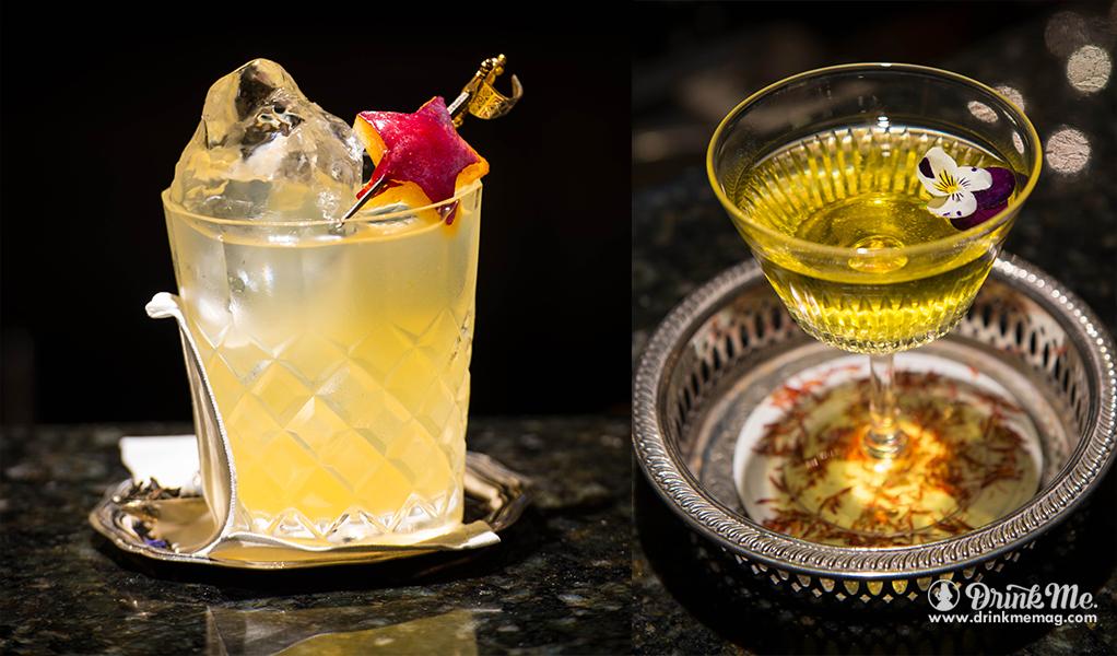 Donovan Bar Cocktails Browns Hotel Drink Me