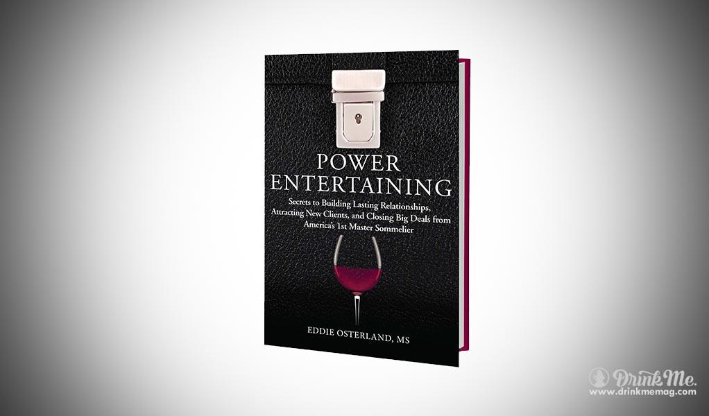 Eddie Osterland Master Sommelier 2 Book Drink Me