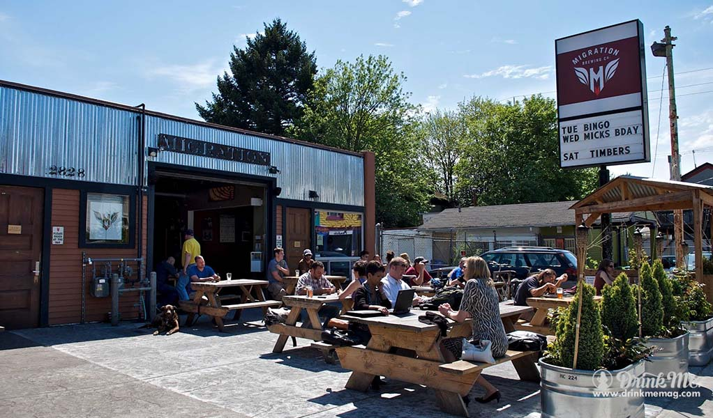 MIgration Brewing Co Best Places For Beer In Portland Drink Me