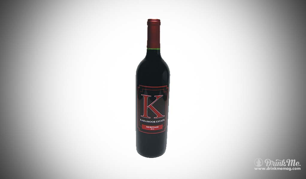 Meritage Karamoor Estate Drink Me
