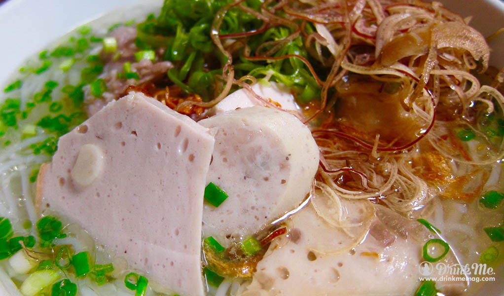 Pho Ga Hung - Bun Moc