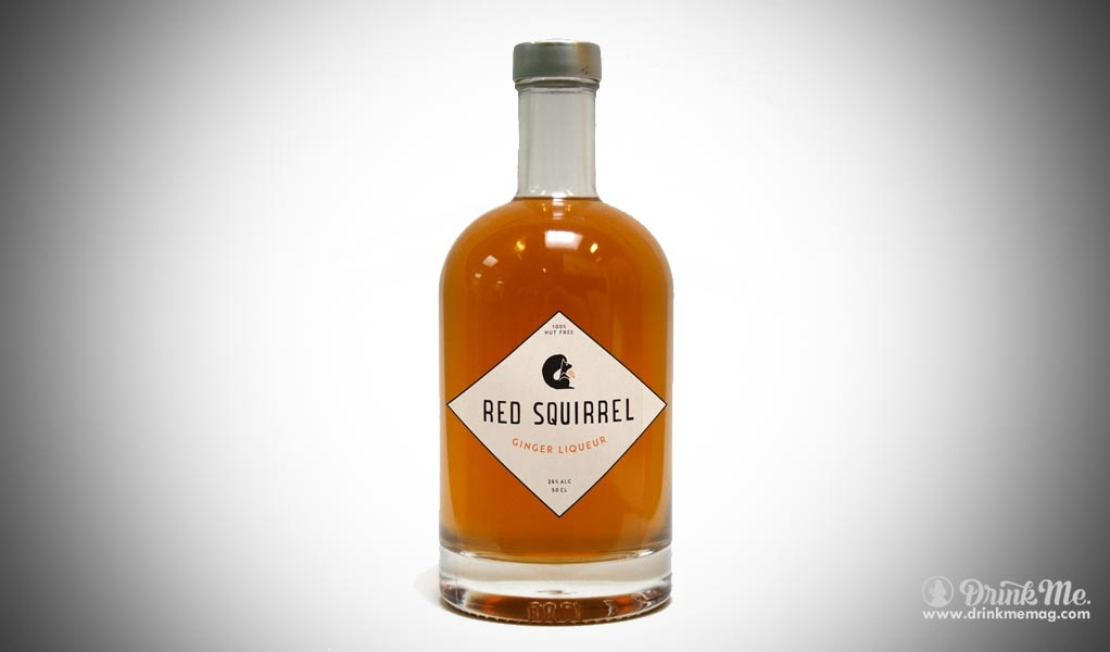 Red Squirrel Liqueur