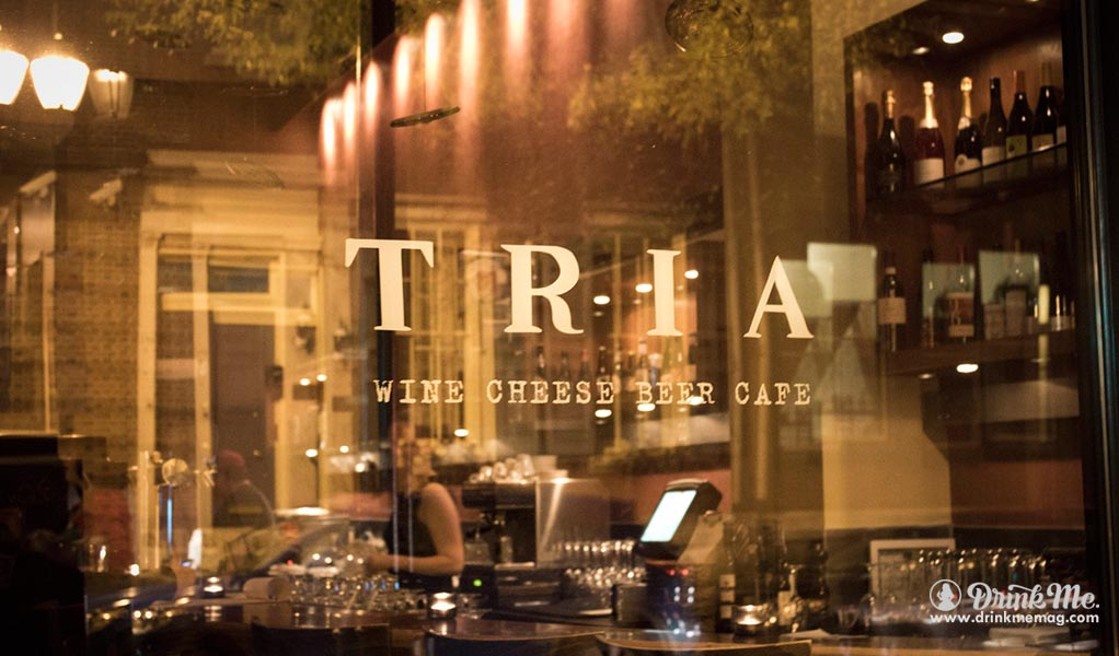 Tria often offers specials on special events, subscribe to their mailing list to stay informed! Events Tria often has special events like tastings with wine and beer representatives which also typically involves the chance to taste rare/exotic offering at an often discounted price!