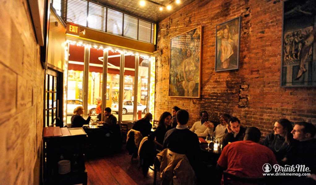 Vintage Wine Bar Philadelphia Drink Me